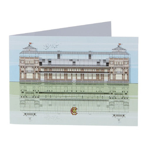 MEMBERS' PAVILION GREETINGS CARD