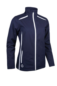 LADIES' PANELLED WATERPROOF JACKET - 'KILLY'