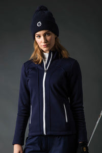 LADIES' FLEECE JACKET 'NOVA'