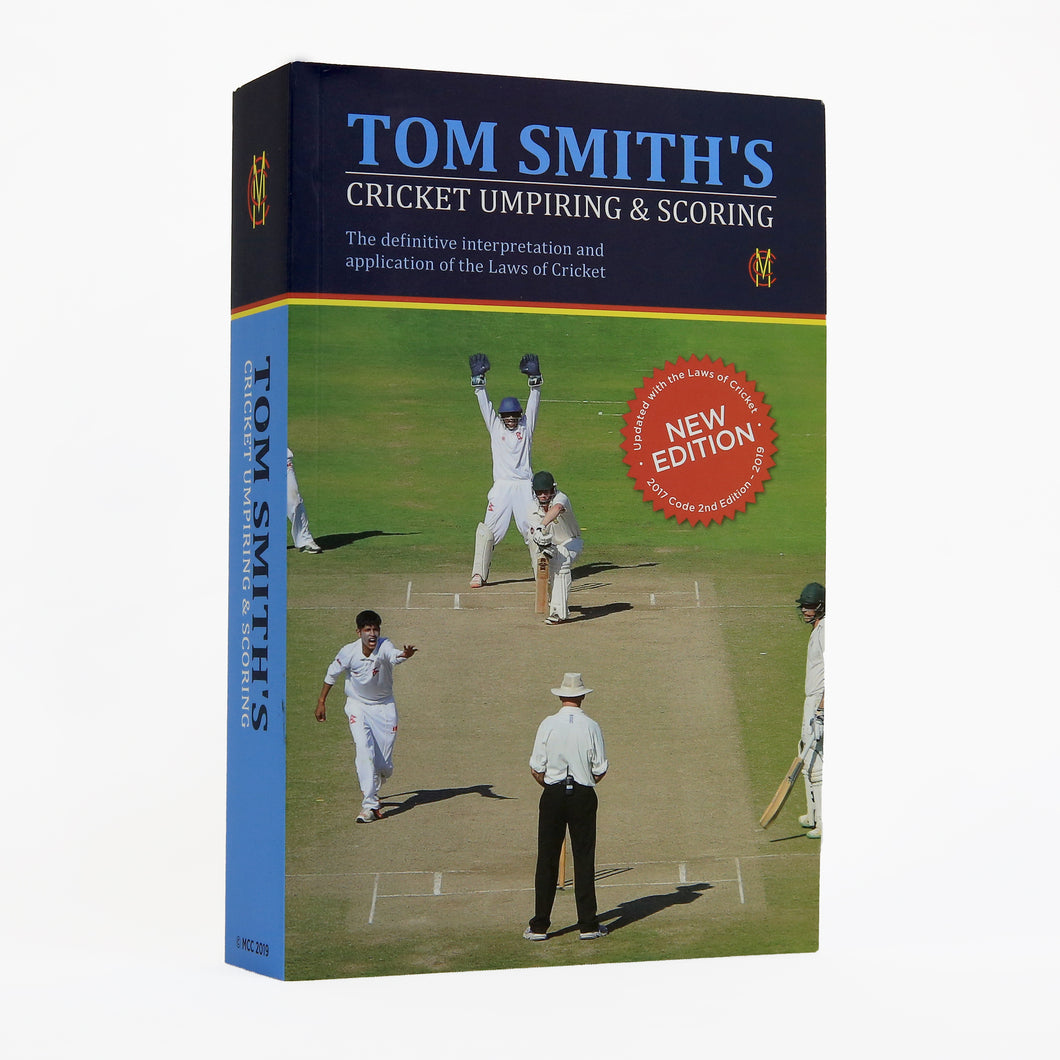 LORD'S TOM SMITH'S CRICKET UMPIRING & SCORING