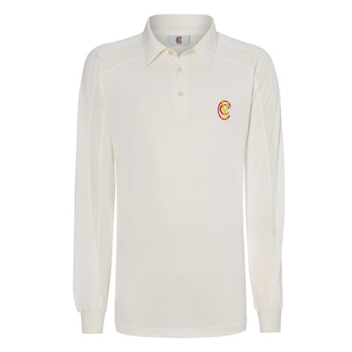 LONG-SLEEVED CRICKET SHIRT