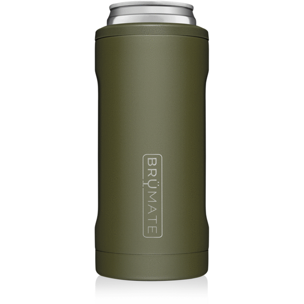 od green brumate slim can cooler