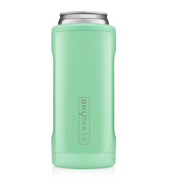 seafoam brumate slim can cooler