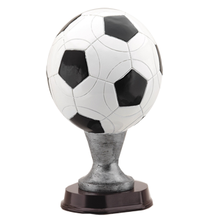 Soccer Trophy - Large