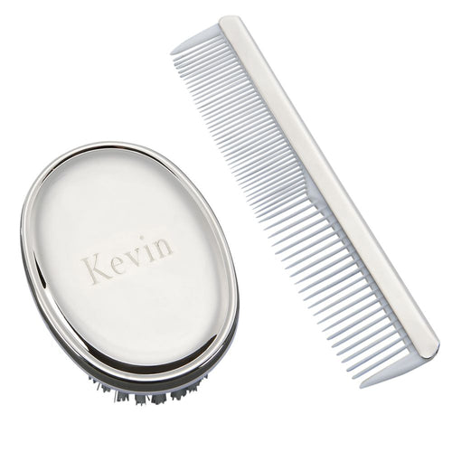 Baby Comb and Brush Set