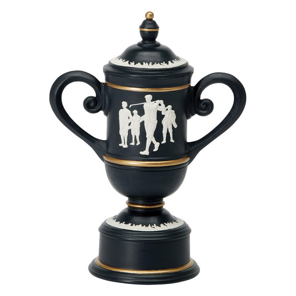 Golf Cup Cameo Trophy