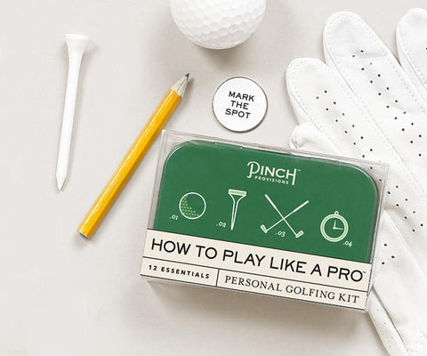 Pinch Provisions Golf Essential Kit