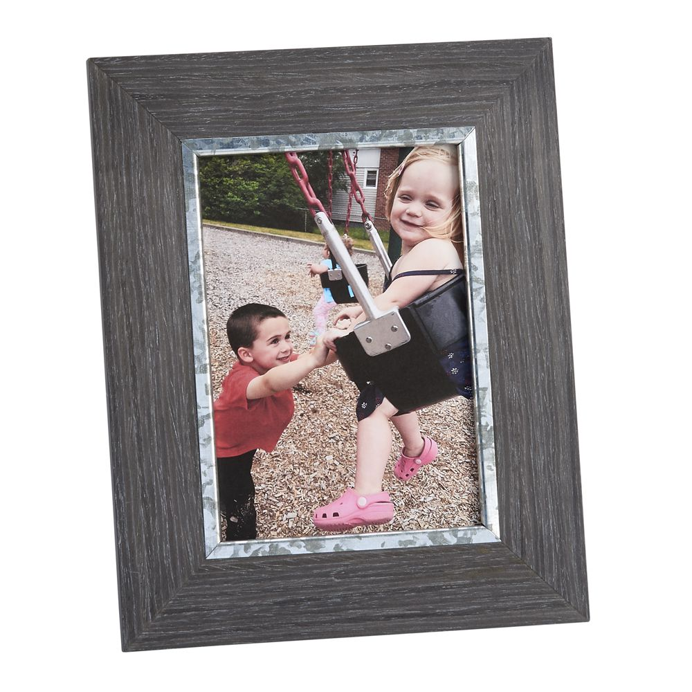 Picture Frame - Weathered Wood