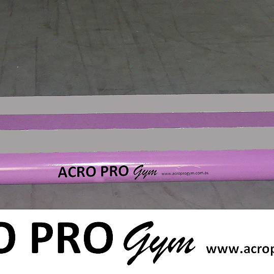 ACRO PRO Gym Air Beam 5 Metre