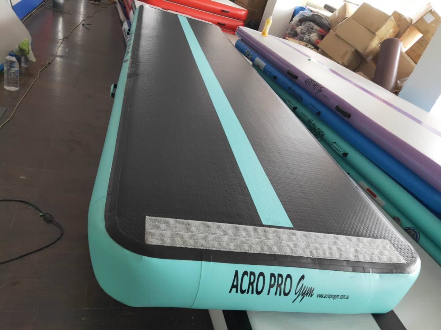 APG Air Track Club Range