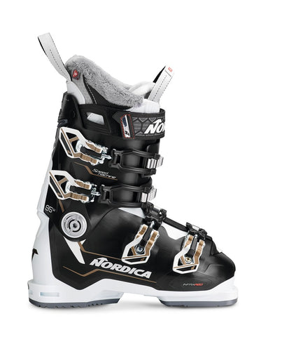 Nordica 2019 Speedmachine 95W Black Women's Ski Boots