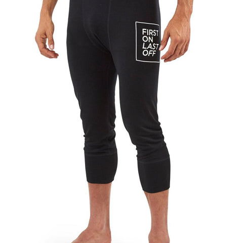 Mons Shaun-off 3/4 Legging Black