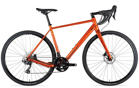 Norco Gravel Bike 2021 Search XR A1 (53) Orange/Grey