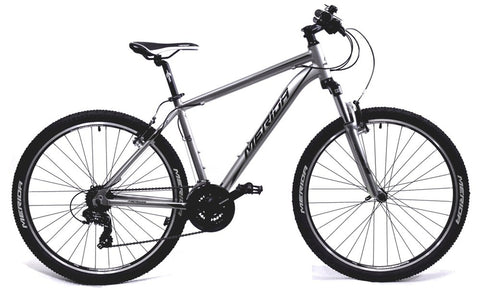 MERIDA BIG SEVEN 10V SILVER BLACK  15.5 S