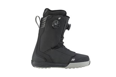K2 2019 Boundary Men's Snowboard Boots Black