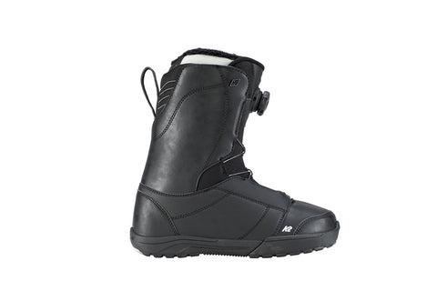 K2 2019 Haven Women's Snowboard Boots Black