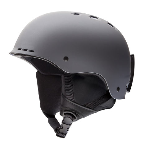 Smith Holt Snowboard Helmet Matte Charcoal