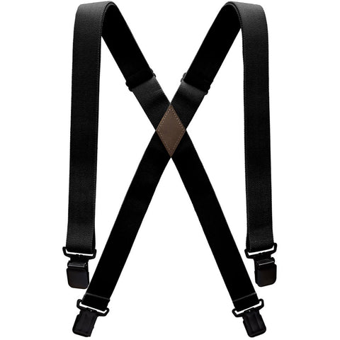 Arcade Jessup Youth - Black Suspenders