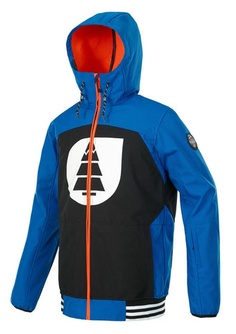 ZAK JACKET BLUE