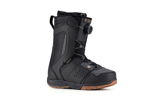 RIDE 2019 Jackson Black Men's Snowboard Boots