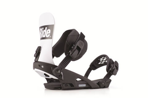 RIDE 2019 Rodeo Black Men's Snowboard Bindings