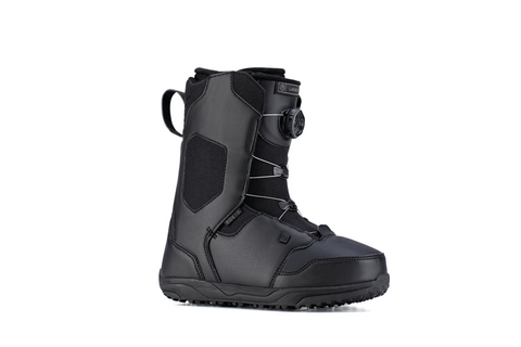 Ride Lasso Jr Black Snowboard Boots