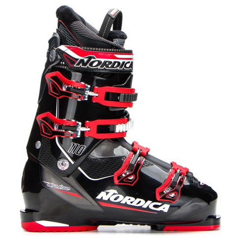 Nordica 2019 Cruise 110 Black/Red Men's Ski Boots