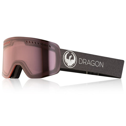 Dragon NFXs Echo 2019 Snow Goggles - PhotoChromic Light Rose