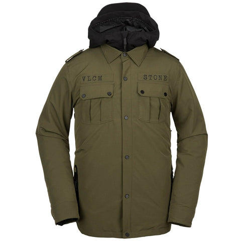 Volcom Creedle2Stone Jacket Military