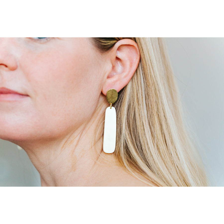 Ripple Earrings