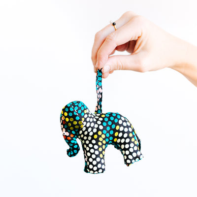 Safari Ornaments: Polka Dots