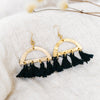 Lamu Tassel Earrings