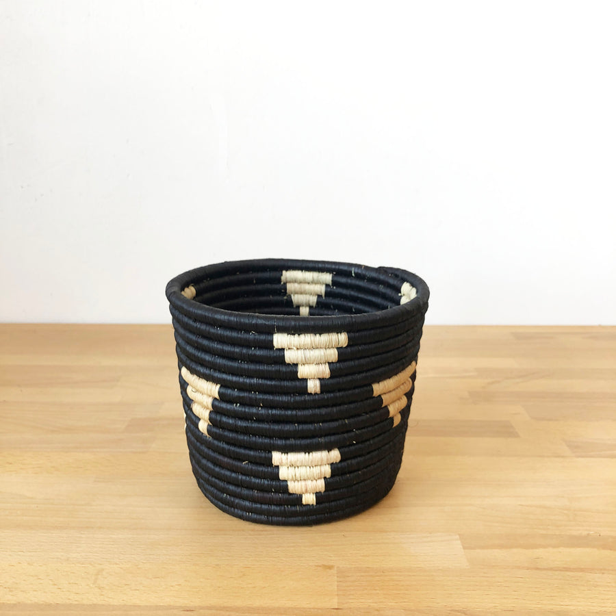 Mwamira Basket Planter