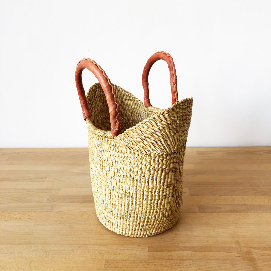 Small Market Tote: Cape Coast III