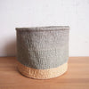 Large Storage Basket: Limestone