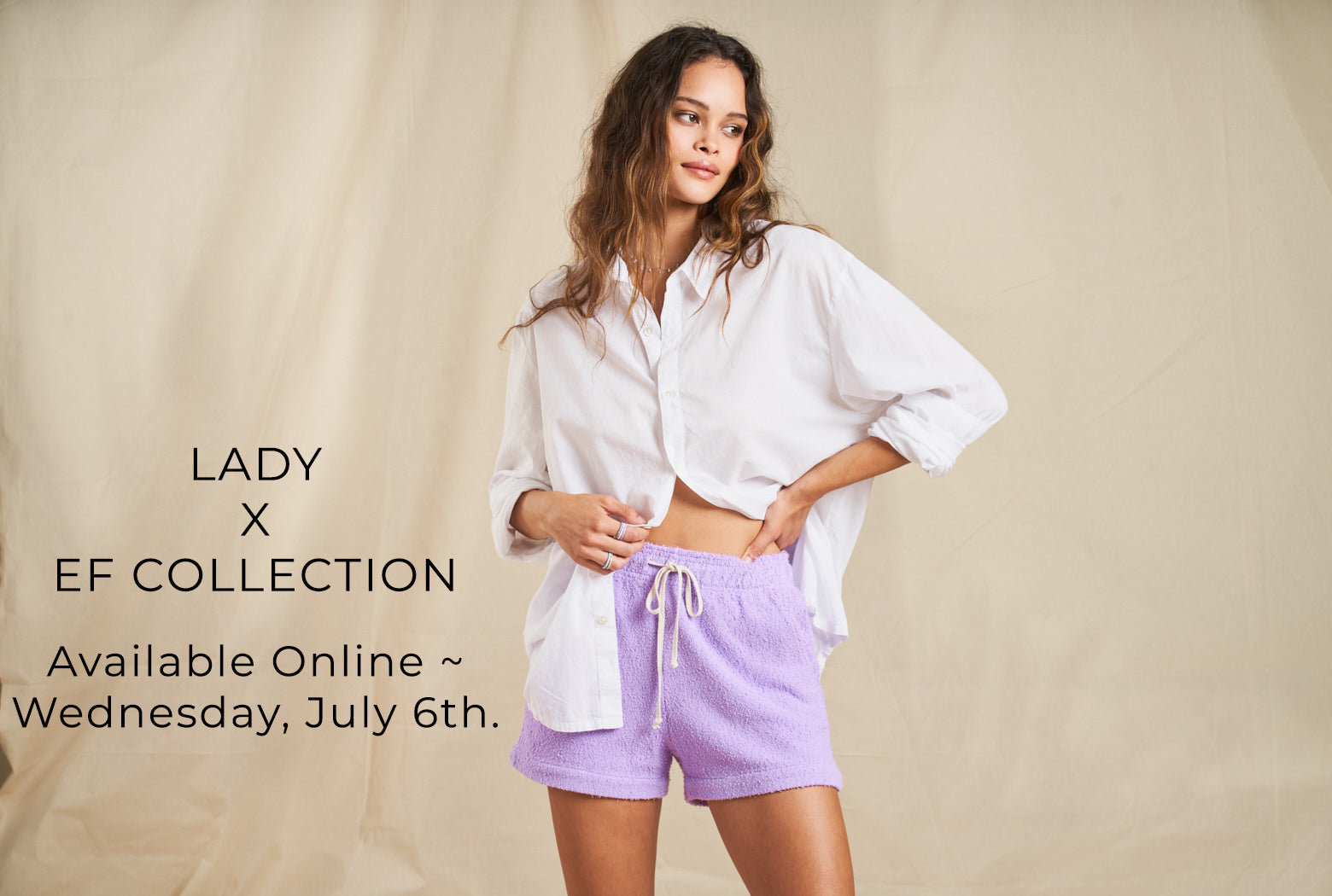 the lady & the sailor x Ef Collection