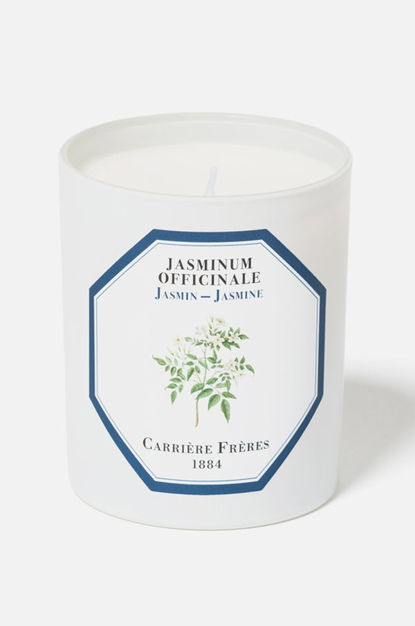 Carriere Freres Jasmine candle.