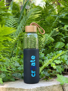 Cr3ate Guatemala Reusable Water Bottle