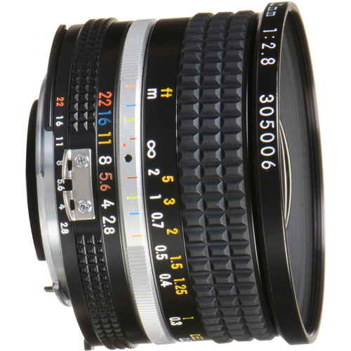 Nikon Ais Nikkor 20mm f/2.8 Wide Angle Manual Lens Ai S MF F2.8