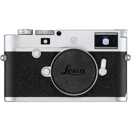 Leica M10-P Silver Chrome Digital Rangefinder Camera 20022