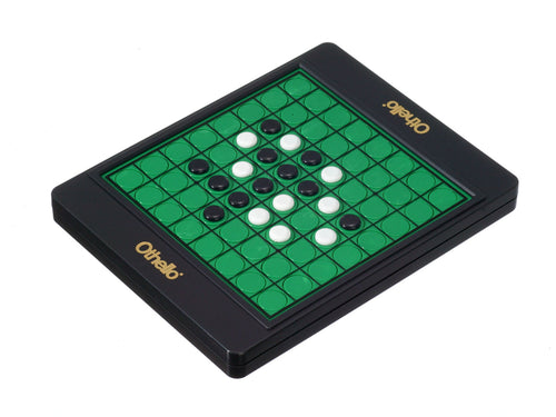 MegaHouse Othello Reversi Roll Mini Portable Chess
