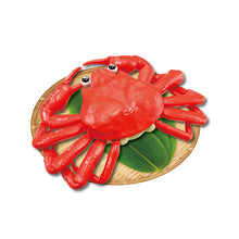 Load image into Gallery viewer, MegaHouse Crab Anatomy 3D Puzzle Organs Cuts Game Japanese Version