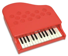 Load image into Gallery viewer, Kawai Mini Piano P-25 Red Children Kids Keyboard Educational Toy 1183