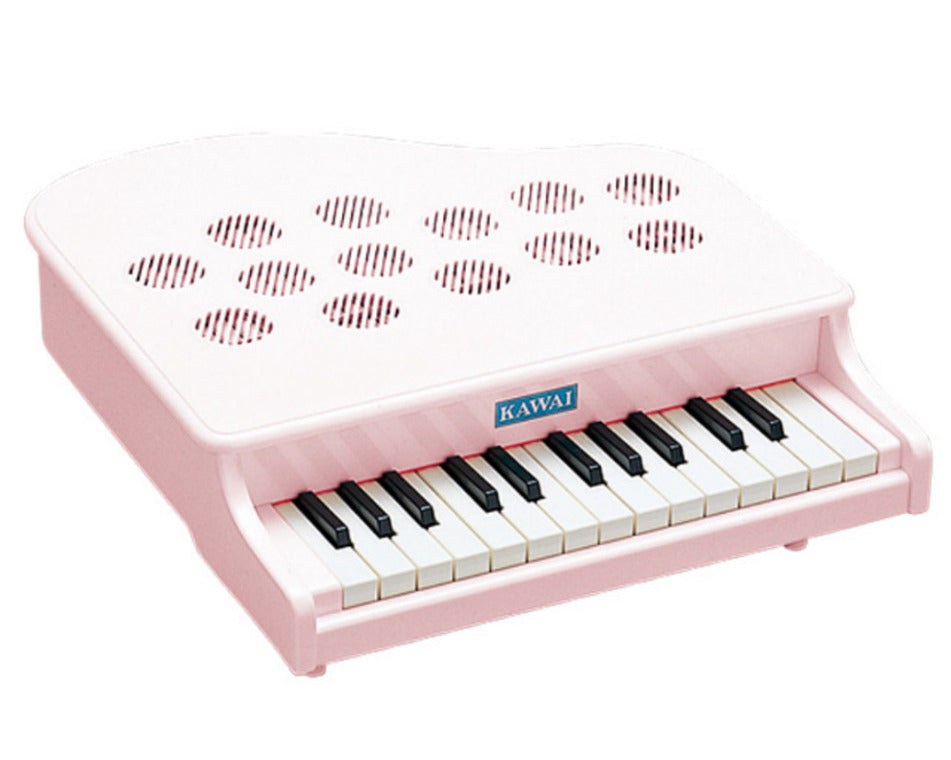 Kawai Mini Piano P-25 Pink Children Kids Keyboard Educational Toy 1108