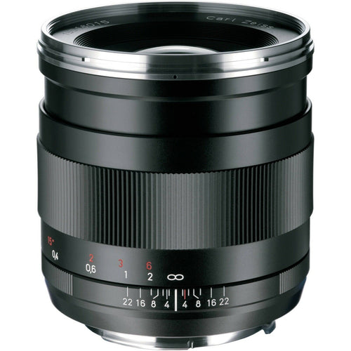 Carl Zeiss Classic Distagon T* 25mm F2 ZE Wide Angle Lens Canon EOS EF