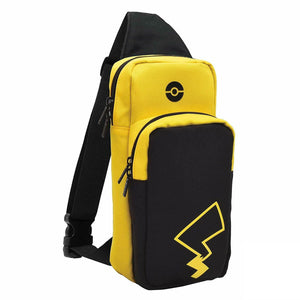 Hori Nintendo Switch Pokemon Pocket Monster Pikachu Shoulder Pouch Bag Case