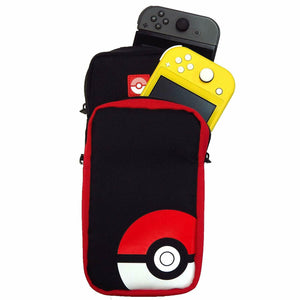 Hori Nintendo Switch Pokemon Pocket Monster Ball Shoulder Pouch Bag Case