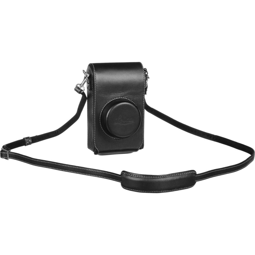Leica Black Leather Case with Strap for X2 X-E 18755