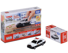 Load image into Gallery viewer, Takara Tomy Tomica 4D 05 Toyota Crown Patrol Sound Vibrate Car