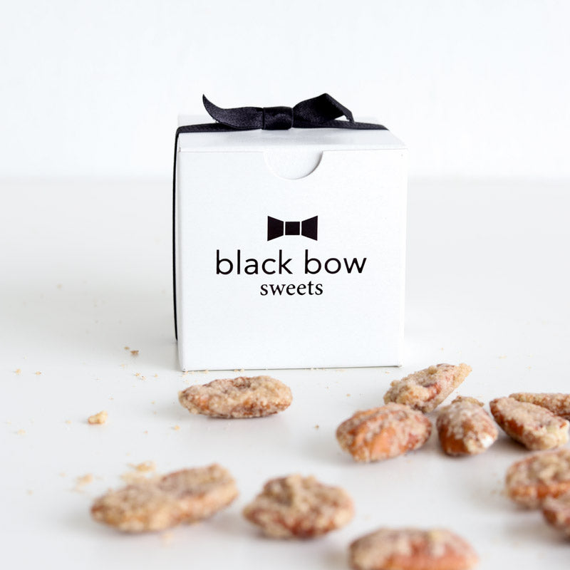 BLACK BOW SWEETS CANDIED PECANS - NON/PER